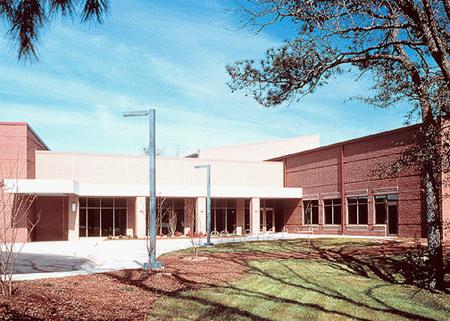 Lexington County Main Library Craig Gaulden Davis