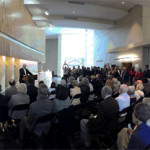 McGlothlin Center for the Arts Ribbon Cutting