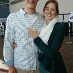 CGD Intern Takes Off for Genoa