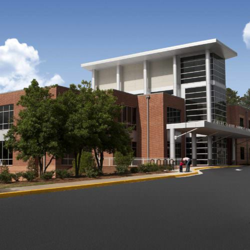 Athens-Clarke County Library, Athens (GA) Regional Library System, Libraries Architecture