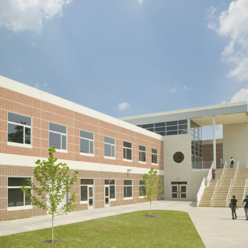 Carolina High School, K-12 Education Architecture