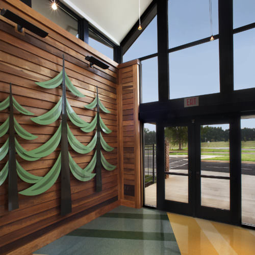 Cedar Grove Elementary School, Anderson School District I, K-12 Education Architecture