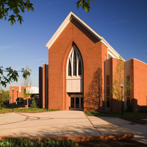 Chapel of the Good Shepherd, Christ Church Episcopal School, Ministry Architecture