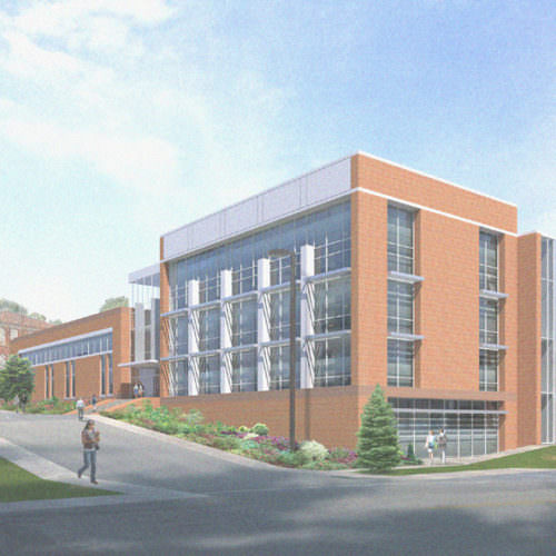 Freeman Hall Feasibility Study, Clemson University, Higher Education Architecture