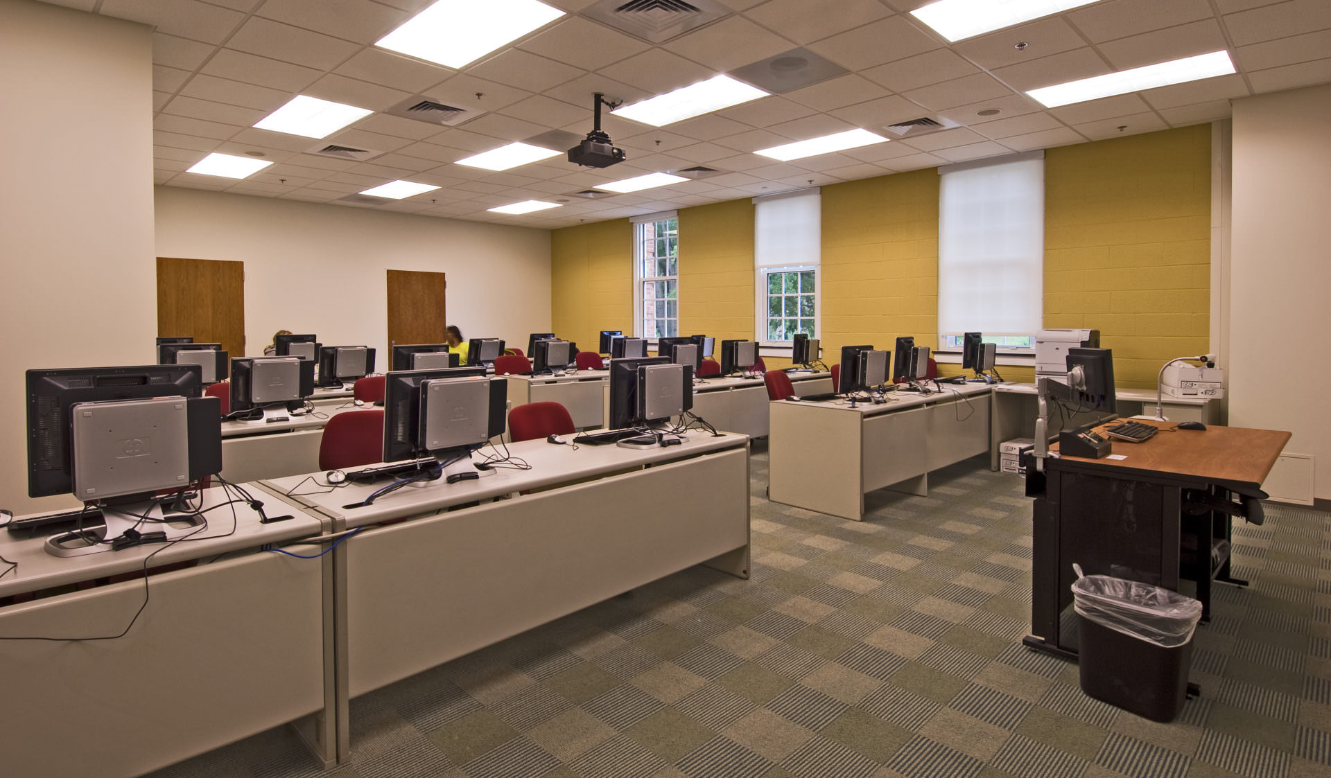 Kuhn Hall, Converse College | Higher Education|Renovation|Sustainable Design Architecture