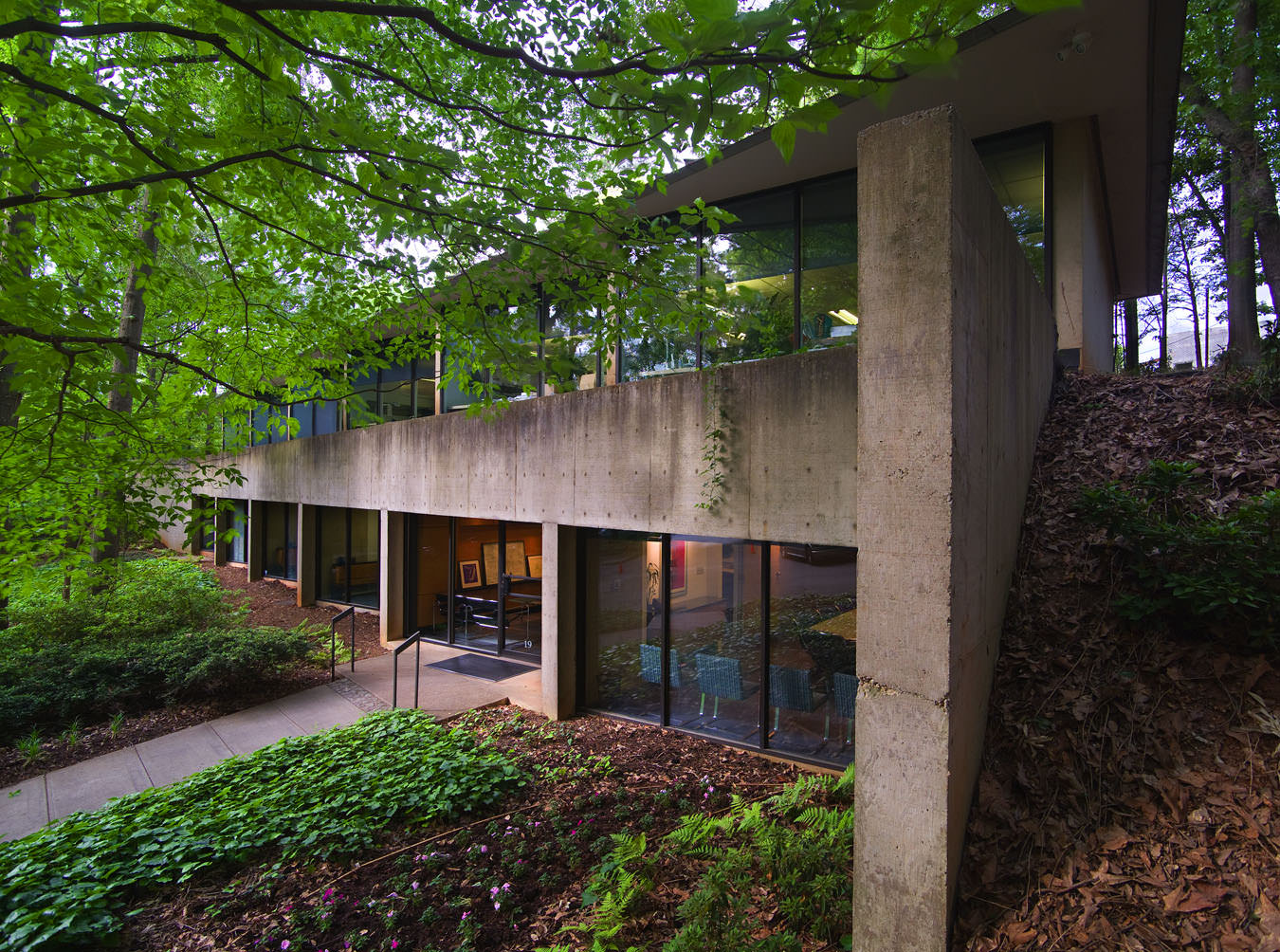 Craig Gaulden & Davis Office, Commercial