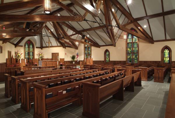 Episcopal Church of the Incarnation, Ministry Architecture
