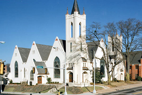 First Presbyterian Church, Renovation Architecture