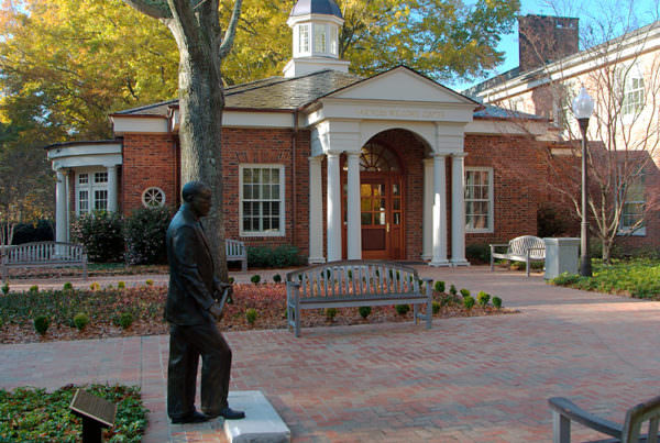 Hartness Welcome Center, Furman University, Higher Education Architecture