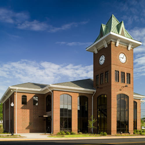 City Hall of Gaffney, Civic Architecture