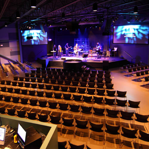 Journey Church, Ministry Architecture