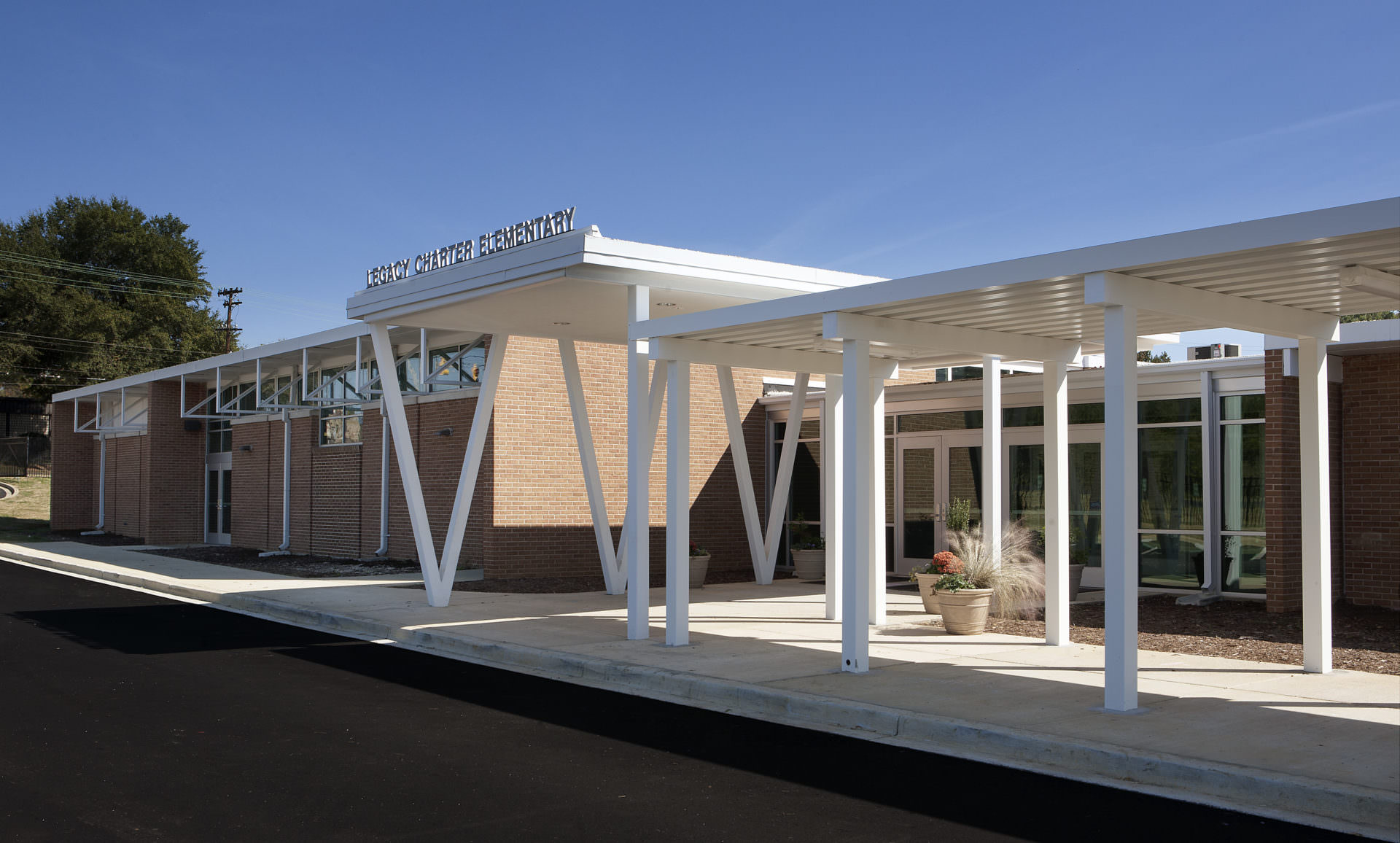 Legacy Charter Elementary School, K-12 Education