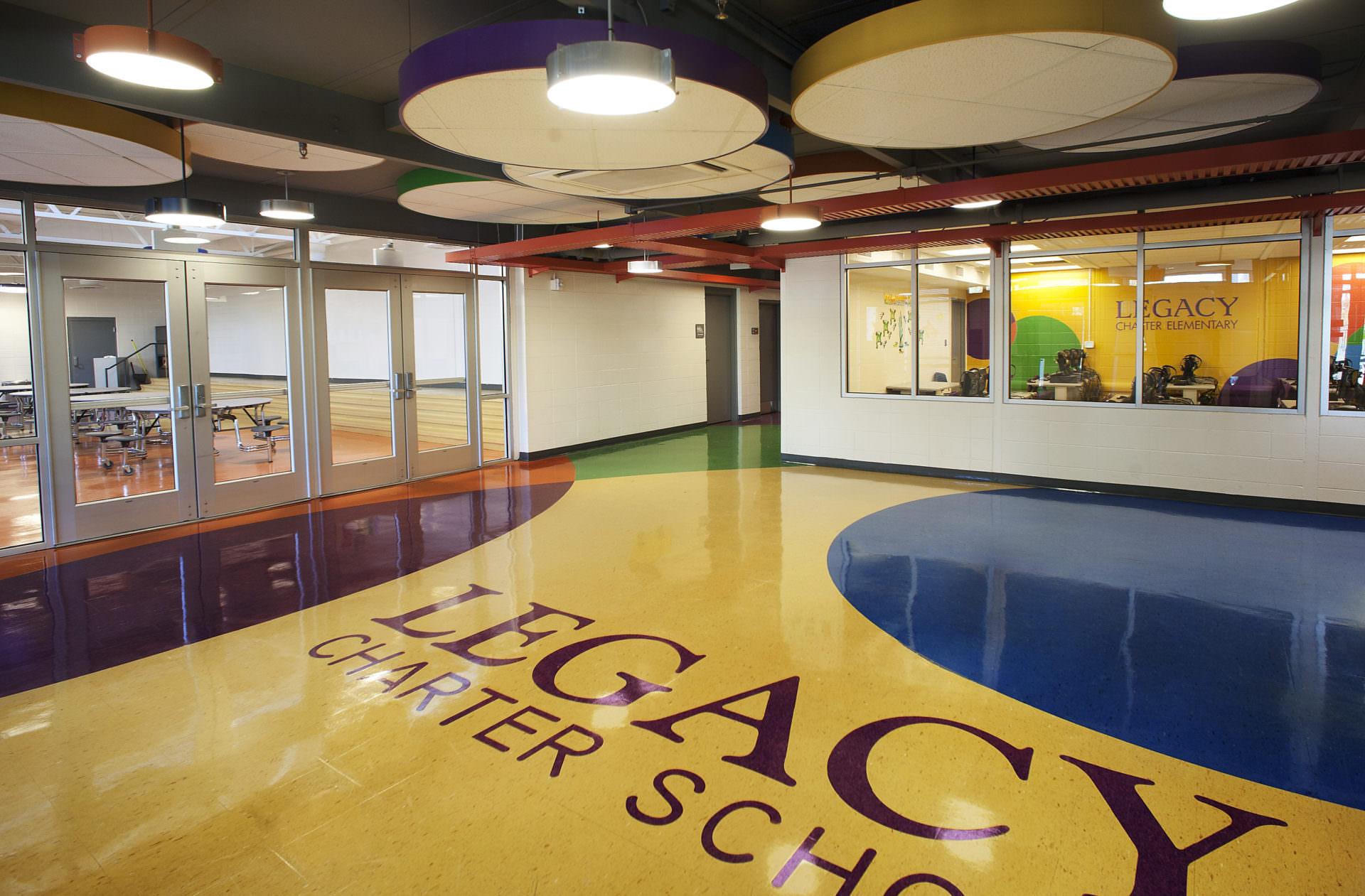 Legacy charter elementary school craig gaulden davis - Interior design schools in south carolina ...