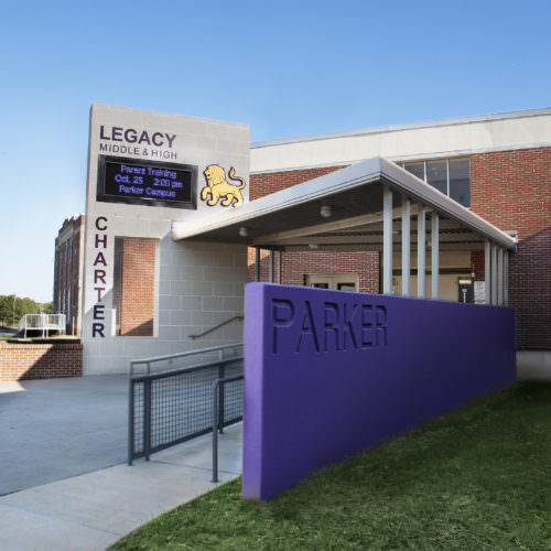 Legacy Charter Middle and High School, Parker Campus, K-12 Education