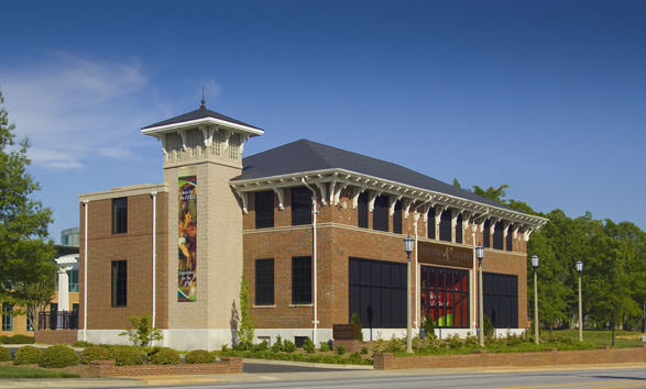Museum and Gallery at Heritage Green, Bob Jones University, Cultural