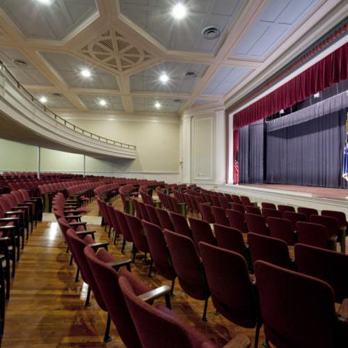 Pelzer Auditorium, Cultural