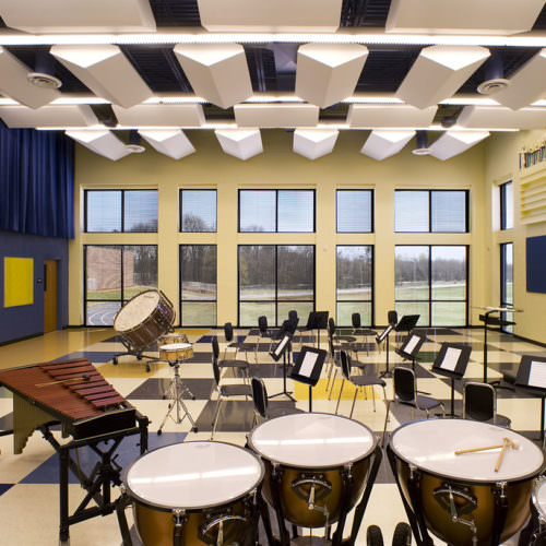 Pendleton High School, K-12 Education Architecture