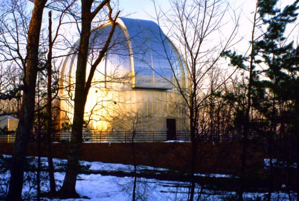 Roper Mountain Science Center, Cultural Architecture