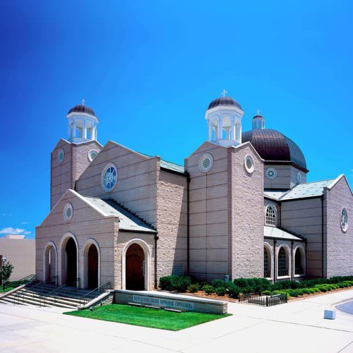 St. George Greek Orthodox Cathedral, Ministry Architecture