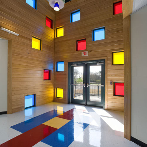 Townville Elementary School, K-12 Education Architecture
