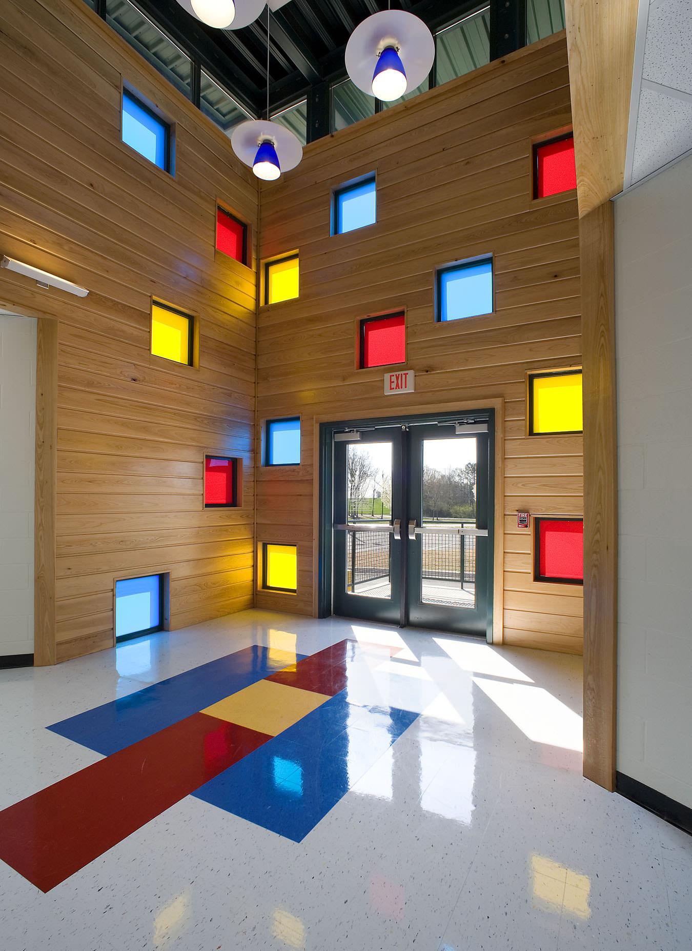 Townville Elementary School   Craig Gaulden Davis Architecture