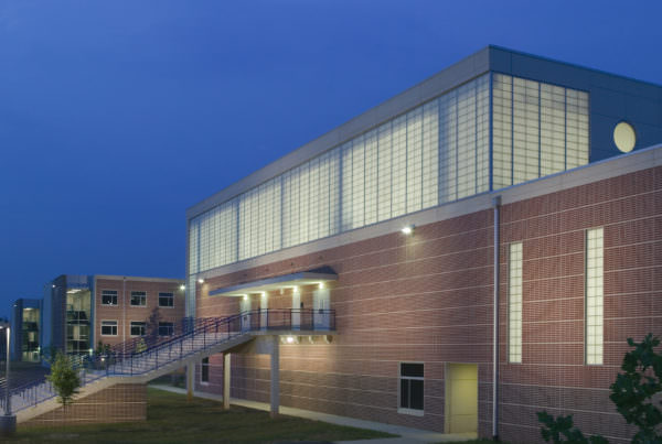 Travelers Rest High School, K-12 Education Architecture
