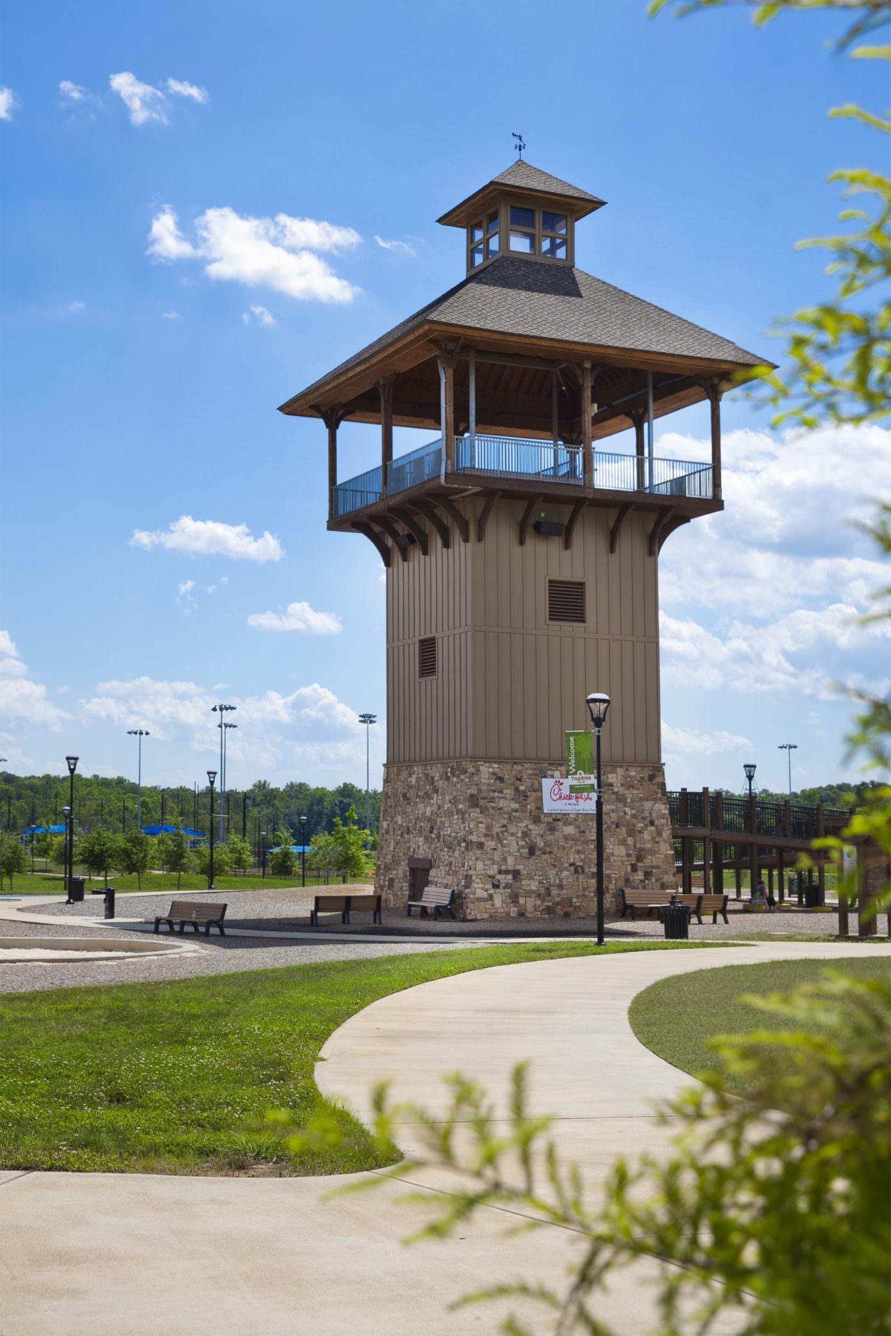 Tyger River Park Spartanburg County Craig Gaulden Davis