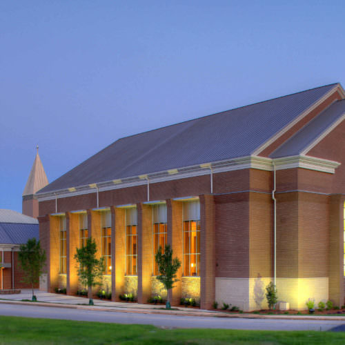 Wesley United Methodist Church, Ministry Architecture