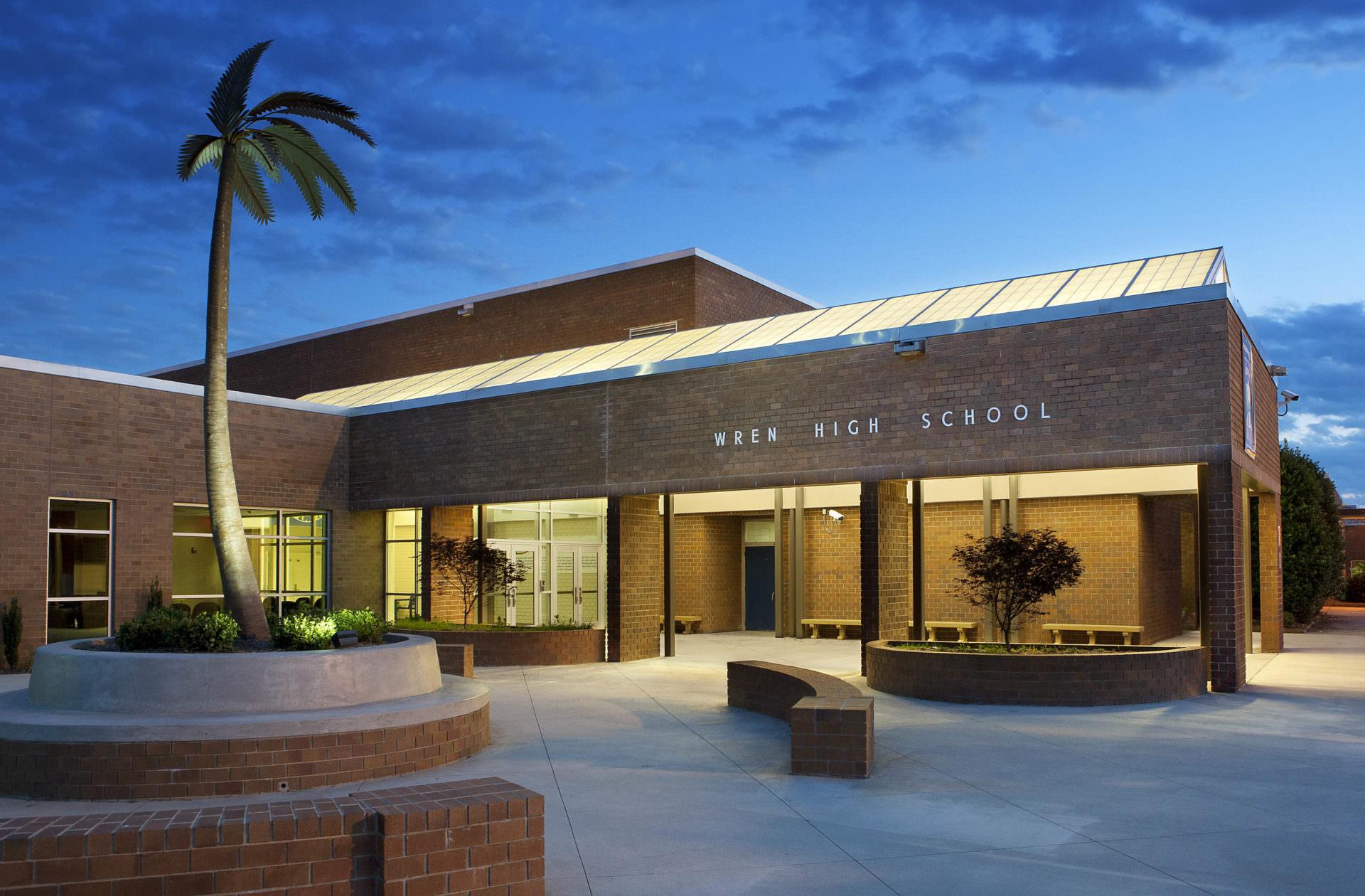 Wren High School Anderson County Schools Craig Gaulden
