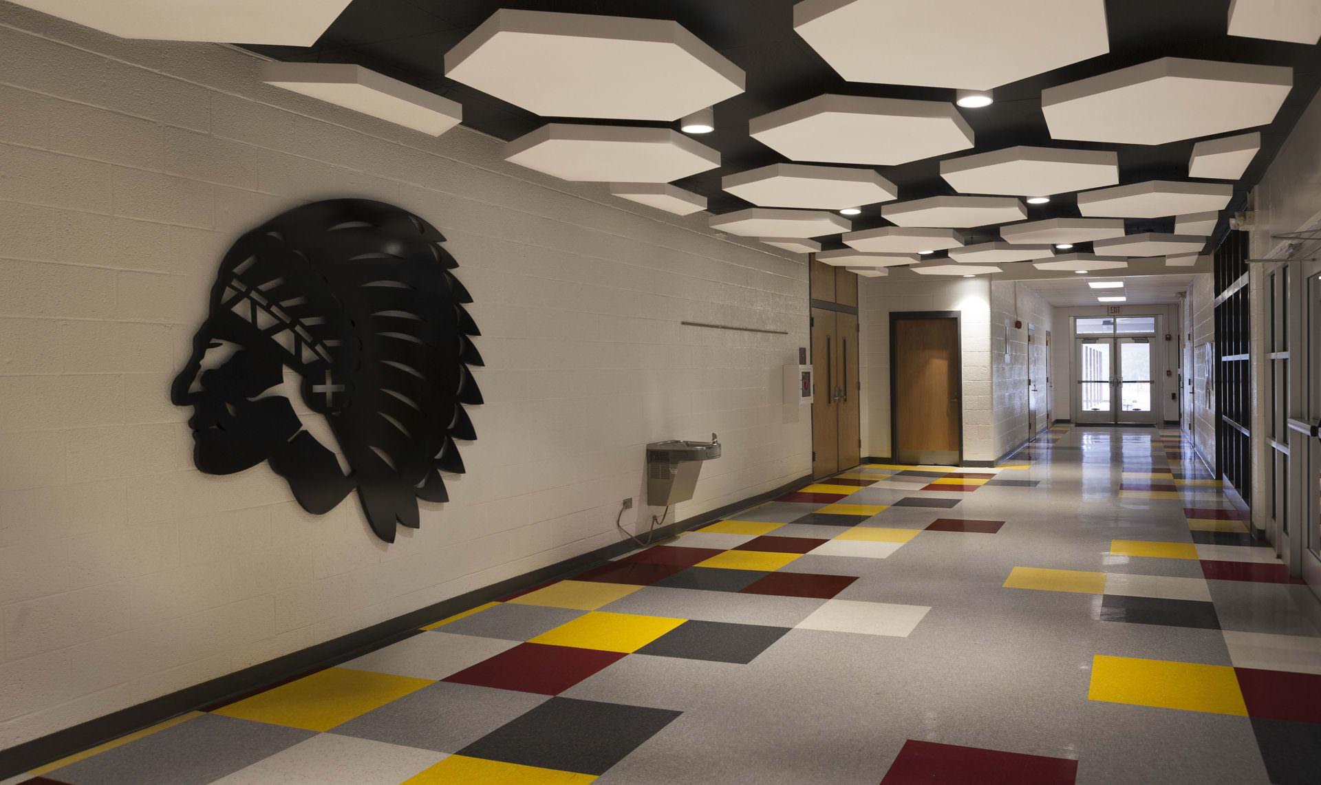 Belton Middle School Craig Gaulden Davis Architecture