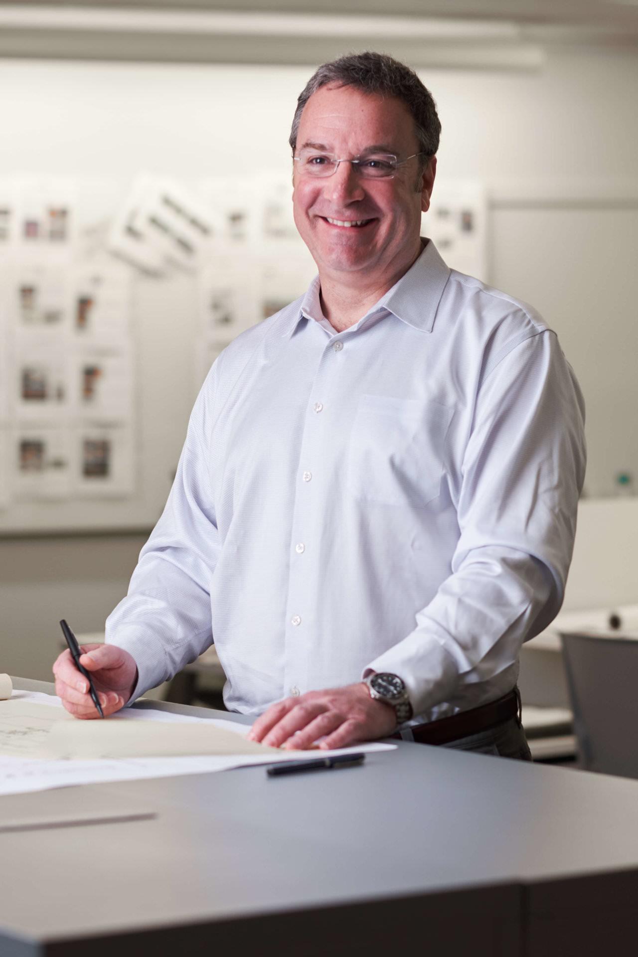 architect FAIA jim determan